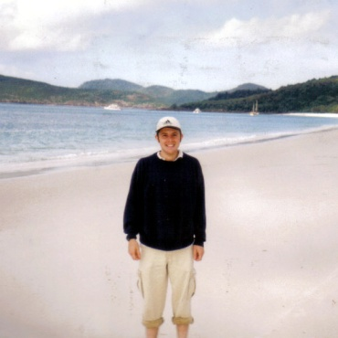Whitsunday Island, Queensland