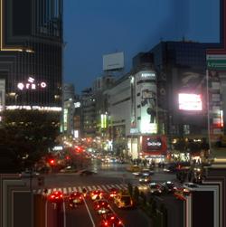 SHIBUYA crossing tokyo japan travel asia