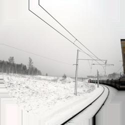 trans-siberian transsiberian railway travel russia mongolia asia snow siberia