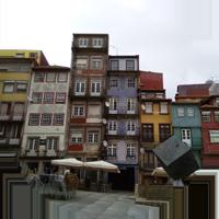 porto portugal travel budget riberia waterfront building architecture europe