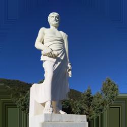 aristotle park olympiada stagira halkidiki chalkidiki greece travel