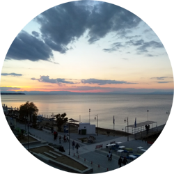 sunset peraia rooms thessaloniki greece review travel studio