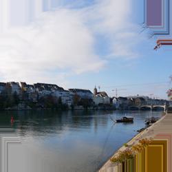 river rhine boat boats basel transport transportation switzerland europe travel