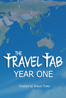 travel tab year one book cover publish amazon