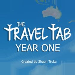 travel tab year one book paperback 2018 2019 publish writing writer