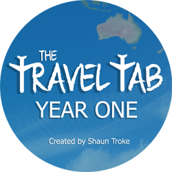 travel tab year one book paperback 2018 2019 publish writing writer