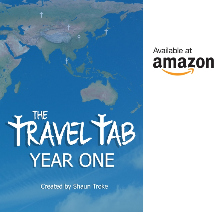 travel tab year one book cover 2018 2019 publish traveler travelling solo