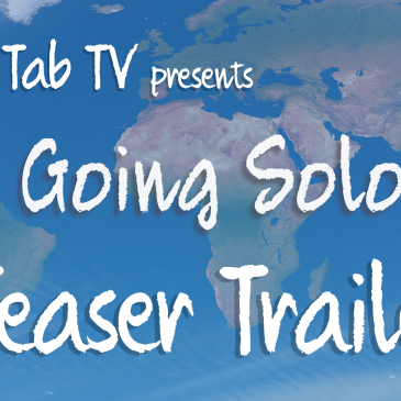 going solo teaser trailer travel alone
